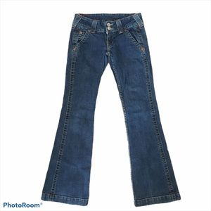 True Religion Sammy Flare Jeans